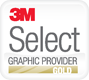 3M Select - Graphic Provider - Gold